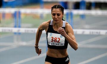 Η Ελισάβετ Πεσιρίδου θα κυνηγήσει τη διάκριση στους αγώνες του χειμώνα