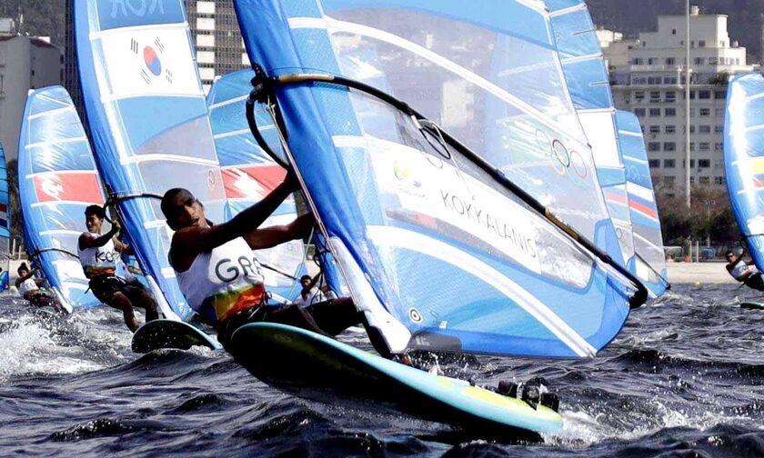 Ιστιοπλοΐα: Κοντά στο μετάλλιο ο Κοκκαλάνης στο Ευρωπαϊκό RSX στην Πορτογαλία!