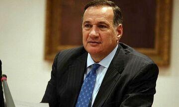 Ο Καπράλος υποψήφιος Πρόεδρος των Ευρωπαϊκών Ολυμπιακών Επιτροπών