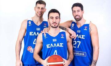 Live Streaming: Ελλάδα - Λετονία (19:00, προκριματικά Ευρωμπάσκετ 2022)