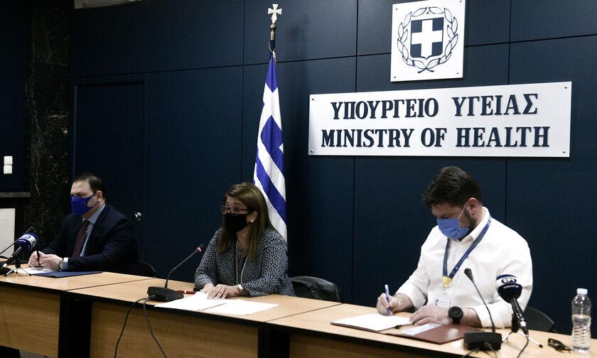 Κατανομή κρουσμάτων (27/11): Πιέζονται ακόμη Θεσσαλονίκη και Αττική
