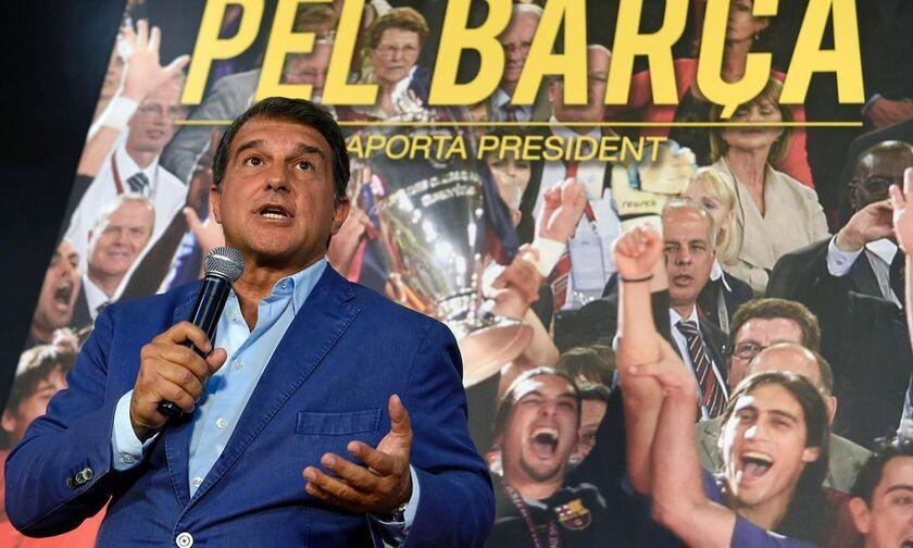 Μπαρτσελόνα: Υποψήφιος και επίσημα ο Λαπόρτα για την προεδρία