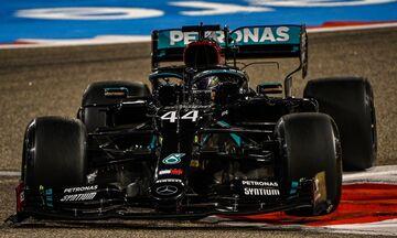 Grand Prix Μπαχρέιν: Μονόλογος Χάμιλτον και Mercedes σε FP1 και FP2