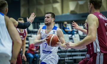 Ελλάδα - Λετονία 66-77: Κακή η Εθνική γνώρισε την πρώτη της ήττα (highlights)