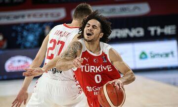 Κροατία-Τουρκία 79-62: Ο Μπιλάν χάλασε το ντεμπούτο του Λάρκιν