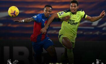 Premier League: «Διπλό» στην εκπνοή για τη Νιούκαστλ