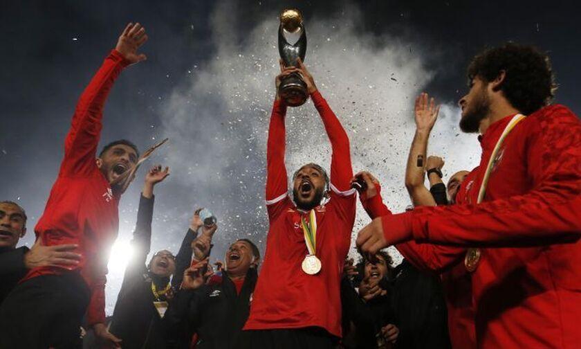 Champions League Aφρικής: Τροπαιούχος η Αλ Αχλί κόντρα στην συμπολίτισσα της Ζάμαλεκ! (Ηighlights)