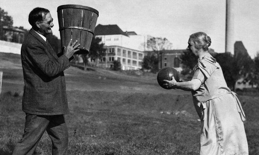 Τζέιμς Νάισμιθ, ο άνθρωπος-μπάσκετ