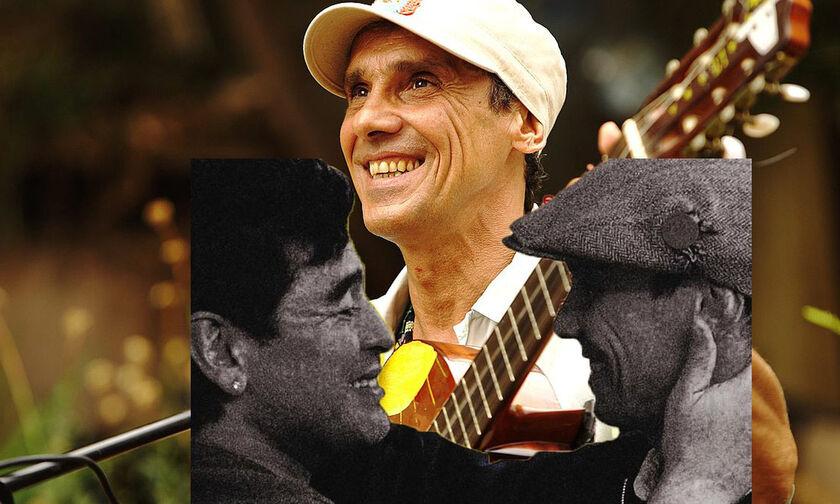 La Vida Tombola: Το προφητικό τραγούδι του Manu Chao για τον Μαραντόνα (vid)