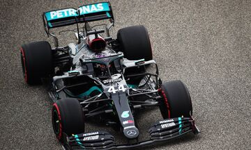 Grand Prix Μπαχρέιν: Ασυναγώνιστος και πάλι ο Χάμιλτον πήρε την pole position