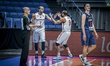 Προκριματικά Ευρωμπάσκετ 2022: Ο Ντούσαν Μλάντζαν «εκτέλεσε» τους Σέρβους (vid)