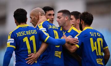 Αστέρας Τρίπολης: Η αποστολή για το ματς με την ΑΕΚ