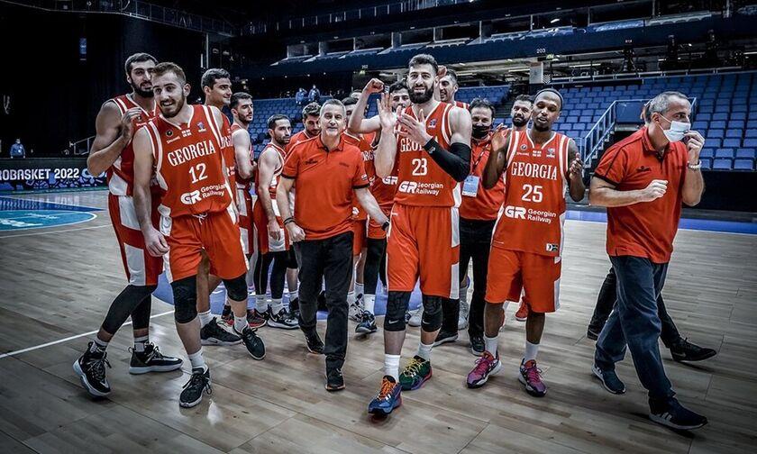 Προκριματικά Ευρωμπάσκετ 2022: Ήττα της Ισπανίας από Ισραήλ, νίκη για τη Γεωργία του Ζούρου