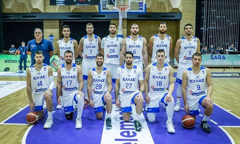 Προκριματικά EuroBasket 2022: Ολική επαναφορά με Βουλγαρία η Ελλάδα