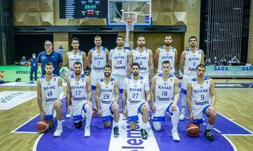 Live Streaming: Βουλγαρία - Ελλάδα (19:00, προκριματικά Ευρωμπάσκετ 2022)