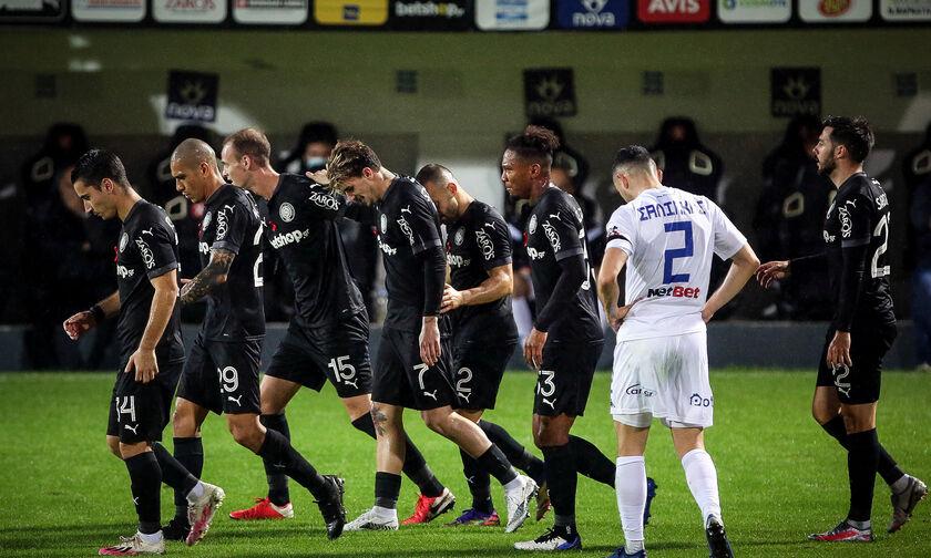 ΟΦΗ – ΠΑΣ Γιάννινα 2-1: Πρώτη εντός έδρας νίκη για τους κρητικούς