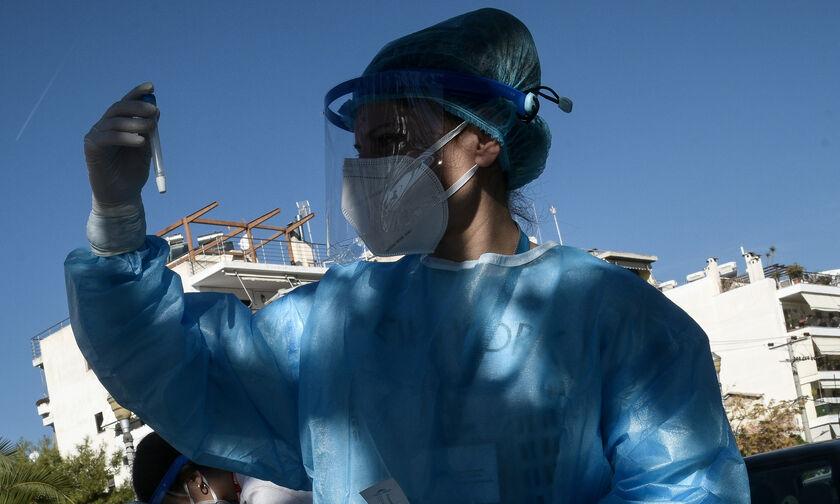 Η διασπορά του κορονοϊού (29/11): Έπεσαν τα κρούσματα σε Αττική, Θεσσαλονίκη
