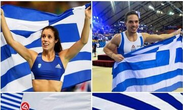 Ολυμπιονίκες χωρίς επαγγελματική στήριξη