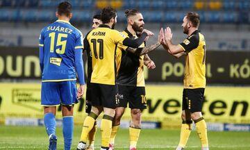 Αστέρας Τρίπολης - ΑΕΚ 1-2: Αντέδρασε μετά τα …ζόρια με τη Ζόρια (highlights)!