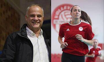 Χριστοδούλου και Τριανταφύλλου για την επανέναρξη της  Volley League  γυναικών(ηχητικό)