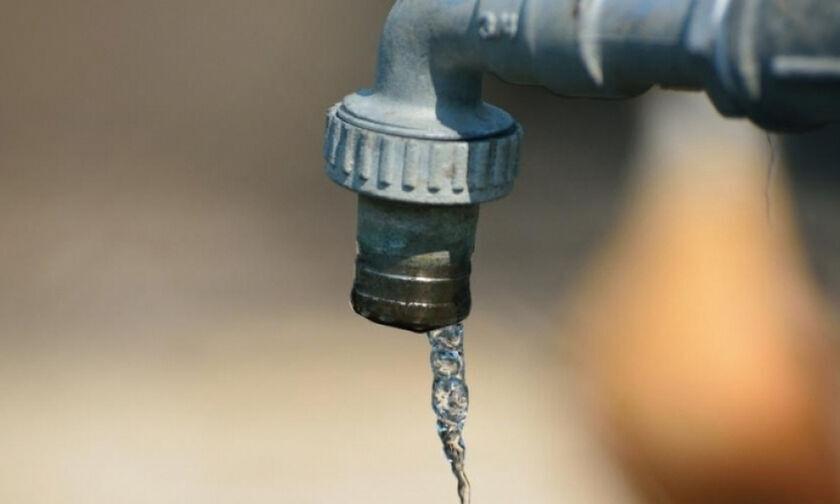 ΕΥΔΑΠ: Διακοπή νερού στα Κάτω Πατήσια