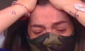 Μαραντόνα: Το κλάμα της κόρης του όταν της αφιέρωσαν το γκολ της Μπόκα (vid)
