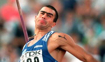 1997: Το χάλκινο του Γκατσιούδη στο ΟΑΚΑ (vid)