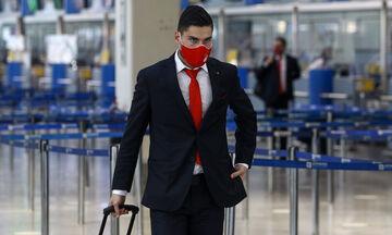 Μαρσέιγ - Ολυμπιακός: Τι είπε ο Μασούρας για το ματς στη Μασσαλία