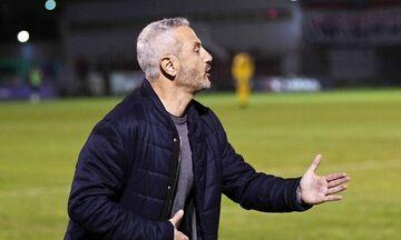 Μπαξεβάνος: «Η πρόταση μας για την επανέναρξη της Γ' Εθνικής»