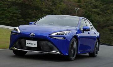 Υδρογονοκίνητη limo το νέο Toyota Mirai