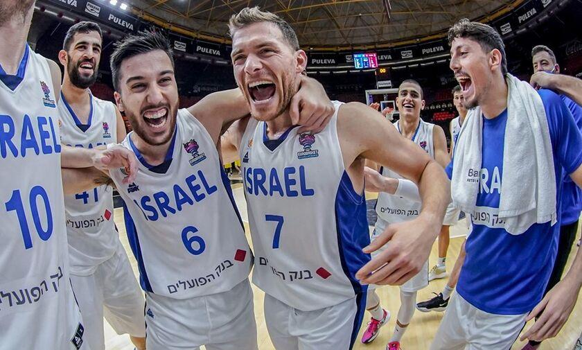 Προκριματικά Ευρωμπάσκετ 2022: Πέρασαν στα τελικά Ισραήλ, Ισπανία, Σλοβενία, Ουκρανία