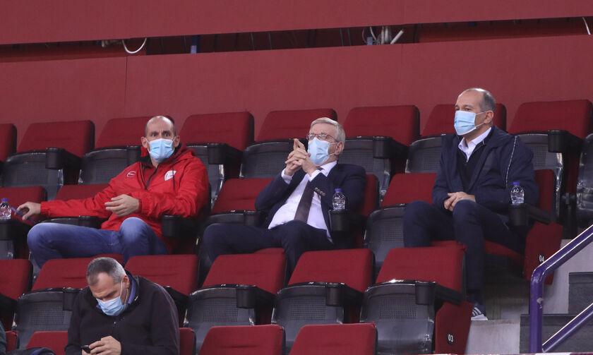 Αγγελόπουλοι: «Μπορούμε οκτάδα στην Euroleague»(vid)