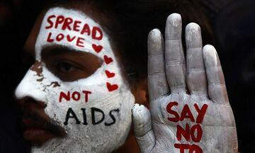 Παγκόσμια Ημέρα κατά του AIDS η 1η Δεκεμβρίου
