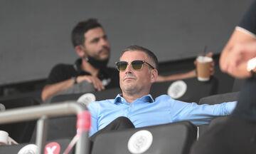 Κλάτενμπεργκ: «Σωστά δεν δόθηκε πέναλτι στην ΑΕΚ, καλώς δεν δόθηκε κόκκινη στον Τζόλη» (vid)
