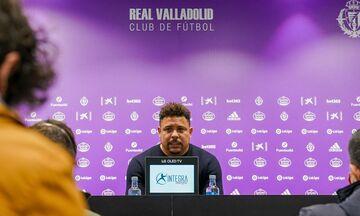 Ρονάλντο: «Καμία πρόθεση να πουλήσω τη Βαγιαδολίδ»