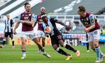 Premier League: Αναβολή του Άστον Βίλα - Νιούκαστλ λόγω κορονοϊού!