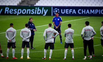 Η ενδεκάδα του Ολυμπιακού για το ματς με τη Μαρσέιγ (pic)