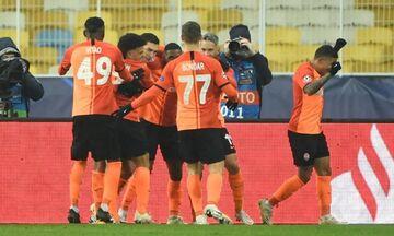 Σαχτάρ Ντόνετσκ - Ρεάλ Μαδρίτης 2-0: Στα πρόθυρα αποκλεισμού οι «μερένγκες»! (highlights)