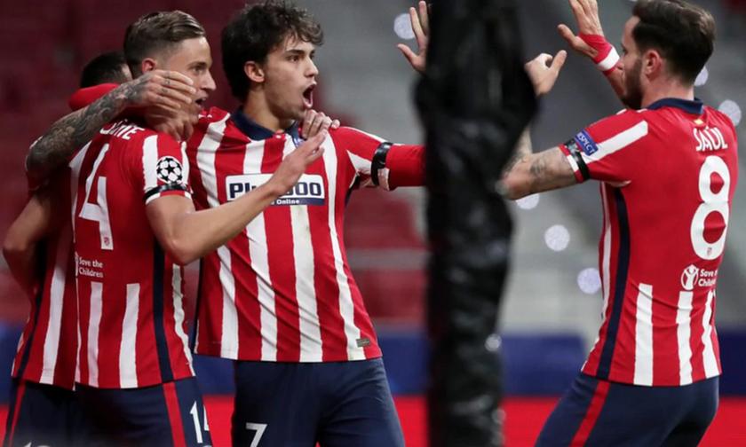 Champions League: Η Ατλέτικο Μαδρίτης προηγήθηκε της Μπάγερν Μονάχου με γκολ του Ζοάο Φέλιξ (vid)!