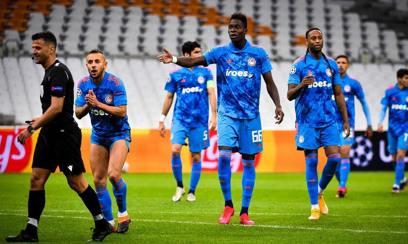 Μαρσέιγ-Ολυμπιακός 2-1: Ανόητη «εκτέλεση» από την άσπρη βούλα (highlights)