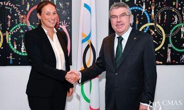 Άννα Αρζάνοβα: «Θα καλύψουμε το χαμένο έδαφος για την αγωνιστική εξέλιξη των αθλητών μας»
