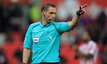 Europa League: Ο Άγγλος Κρεγκ Πόουσον σφυρίζει το Ομόνοια – ΠΑΟΚ