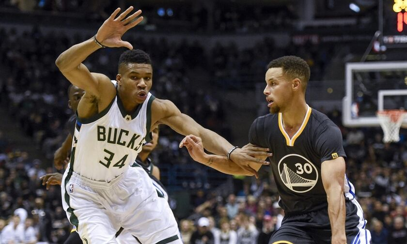 NBA: Πρόγραμμα Χριστουγέννων με Μπακς - Ουόριορς!
