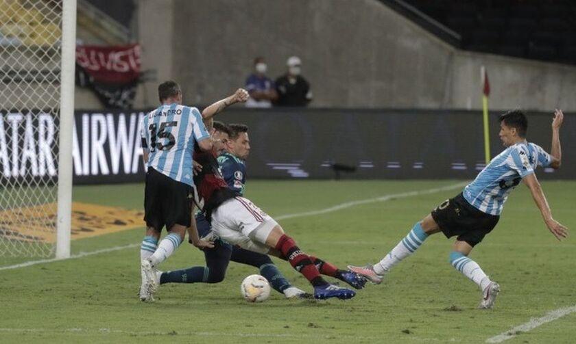 Copa Libertatores: Αποκλείστηκε η κάτοχος του τροπαίου, Φλαμένγκο