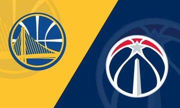 NBA: Δύο κρούσματα κορονοϊού σε Ουόριορς και Ουίζαρντς