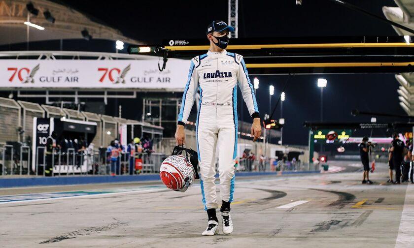 Grand Prix Σακχίρ: Ο Ράσελ αντικαθιστά τον Χάμιλτον