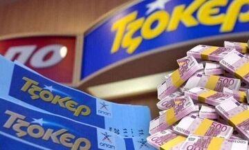 ΤΖΟΚΕΡ: Mε 5 ευρώ που έπαιξε διαδικτυακά κέρδισε 2.432.537,50 ευρώ!