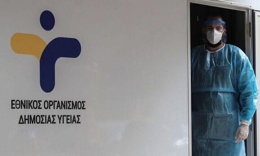 Κατανομή κρουσμάτων κορονοϊού (2/12): Θεσσαλονίκη 453, Αττική 375