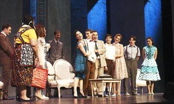 «Φεγγάρι από χαρτί», των Μ. Ρέππα και Θ. Παπαθανασίου σε live streaming από το Εθνικό Θέατρο (vid)