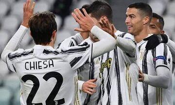 Champions League: H Γιουβέντους 3-0 την Ντιναμό Κιέβου με Κιέζα, Κριστιάνο Ρονάλντο και Μοράτα (vid)